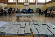 Elecciones 26M: el 47,22 % del electorado vota en la provincia de Almería a las seis de la tarde