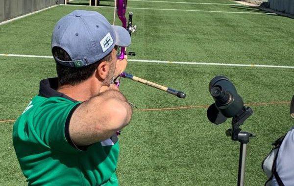 José Manuel Marín, clasificado para el Campeonato Mundial de tiro con arco en Holanda