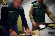 Detienen a los responsables de 25 robos en viviendas del Poniente