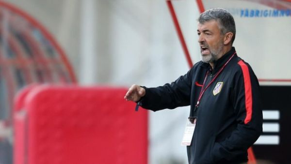 Óscar Fernández, nuevo entrenador de la UD Almería