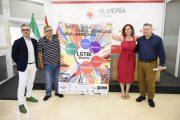 Diego Cruz presenta la Semana del Orgullo de Almería en su primer acto público como concejal de Cultura