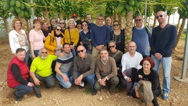 La horticultura almeriense, foco de un concurso fotográfico internacional con 4.000 euros en premios