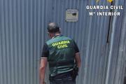 Sorprenden a dos jóvenes cuando robaban en una nave agrícola de La Mojonera