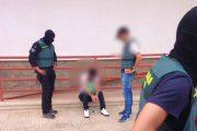 Detenido en Balerma el líder de una organización criminal dedicada al tráfico de drogas en Bégica