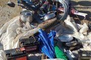 Detenidos tras robar en cuatro naves agrícolas de la Cañada e intentarlo en una vivienda