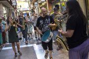 La Fiesta de la Música de Almería unirá a artistas, vecinos y comercios de la calle de Las Tiendas