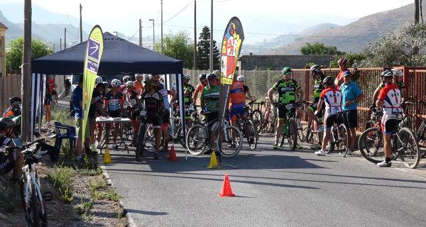 Berja celebra una nueva subida ciclista a Hirmes