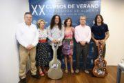 Tomatito imparte una nueva edición del curso de verano sobre guitrra flamenca
