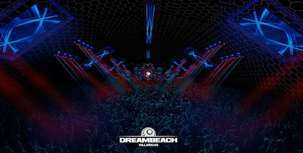 Dreambeach Villaricos 2019: una carpa inspirada en Notre Dame que acogerá a 16.000 festivaleros