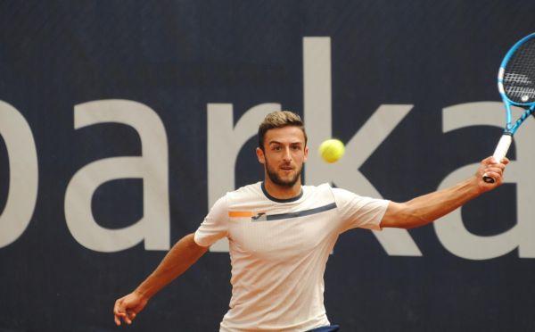 Javi Barranco, semifinalista en un Challenger ATP de Alemania