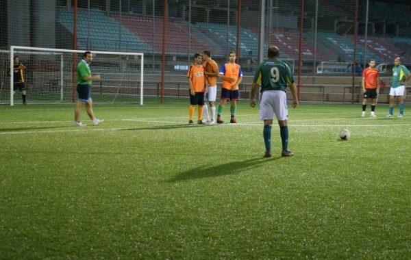 Diez equipos disputan el memorial Louis Gomis 'Luisillo' de fútbol 7 en Vícar