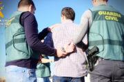 Detenidos tras una persecución por los tejados de Campohermoso