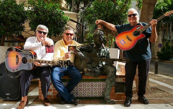 The Karamel, una banda almeriense en la Beatleweek de Liverpool