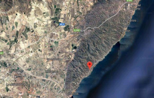 Villaricos- Pozo del Esparto