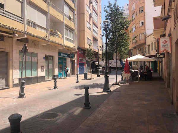 calle trajano almeria
