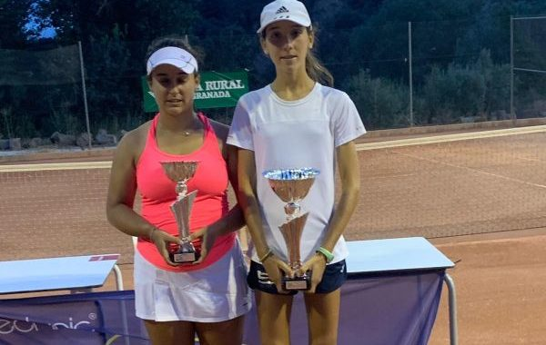 Encarni García Ávila gana el Open Ciudad de Loja de tenis