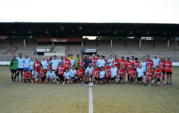 Almería celebra el primer partido de rugby inclusivo entre equipos de la provincia