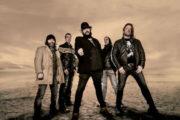 La banda navarra Marea hace escala en el recinto de conciertos de la Feria de Almería