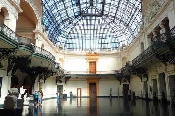 Museo Bellas Artes de Santiago de Chile