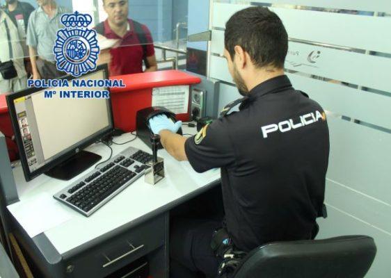 Policía Nacional. Almería