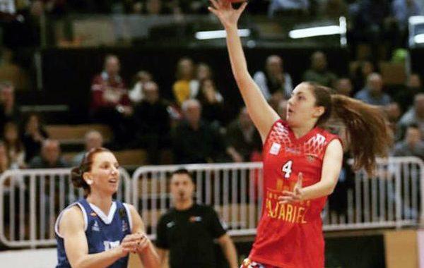 Tania González, nuevo fichaje del CB Almería