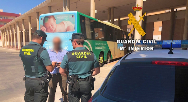 detención ilegal