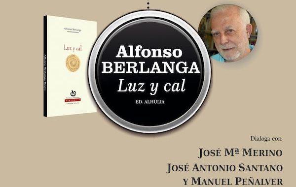 El CAL presenta en Almería el nuevo poemario de Alfonso Berlanga