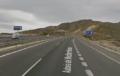 Cinco heridos en un accidente en la A-7 en Huércal de Almería
