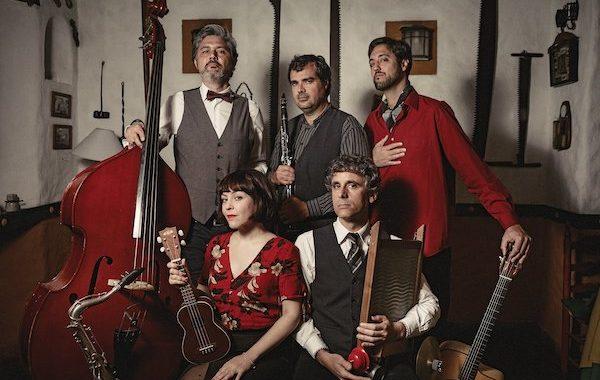 The DixieLab actuará en el 13º Festival Jazzbegote de Carboneras