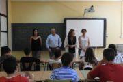 Comienza el curso escolar en Secundaria, Bachillerato, Adultos, Artísticas e Idiomas en Almería