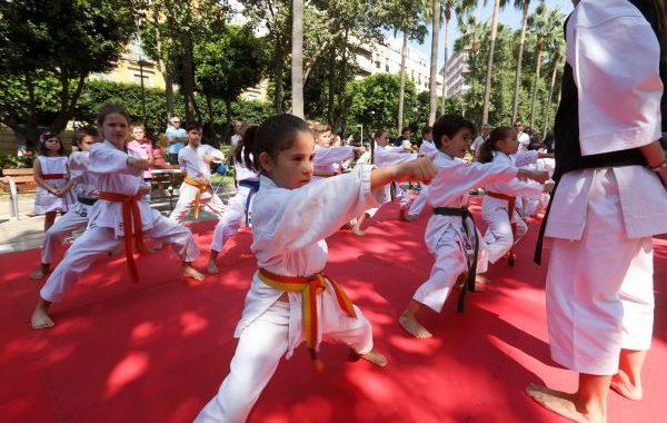 El deporte tomará las calles de Almería con exhibiciones de 26 disciplinas