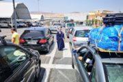 Crece el tráfico de viajeros en la Operación Paso del Estrecho, con 582.000 pasajeros en el puerto de Almería