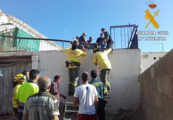 Rescate Velez Blanco