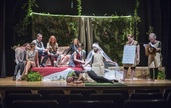 La Sala EMMA estrena nueva temporada cultural con el teatro de improvisación de Improductivos
