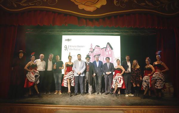 Tabernas levanta el telón de AWFF, el único festival de cine western de Europa