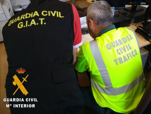 Guardia Civil dgt