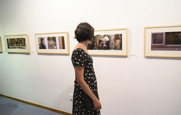 Visita guiada y conferencia para la recta final de la exposición 'Multiversos', de Antonio Jesús García 'Ché'