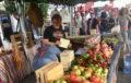 El VIII Ecomercado de Abla muestra músculo en producción ecológica ante 2.000 visitantes