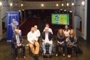 Diez artistas almerienses y Verdiblanca, dispuestos a 'mover el mundo' a través de un concierto solidario