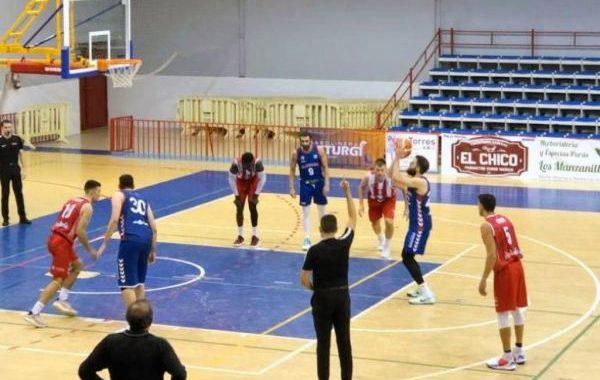 Andújar gana al CB Almería en la prórroga