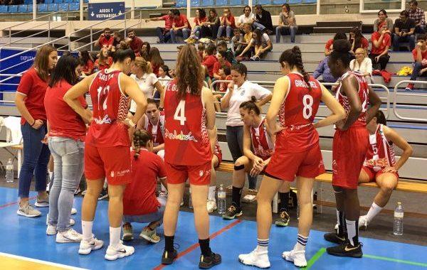 Aplazados dos partidos del CB Almería por los compromisos FIBA