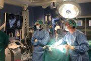 Torrecárdenas realiza por primera vez una cirugía espinal guiada por neuronavegación