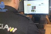 Detenido un falso agente inmobiliario en Almería por estafar a 24 personas ofreciendo alquileres por internet