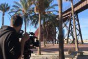 El programa de La 2 graba en los sitios más emblemáticos de Almería