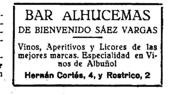 Bar Alhucemas