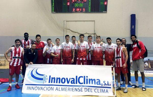 CB Almería derrota a Unicaja Andalucía