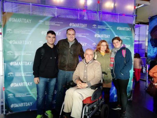 Seven energy equipo ganador Hackaton Emprende Almería SmartDay