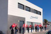 La plantilla de Profesional Hosting secunda la segunda jornada de huelga coincidiendo con el 'ciberlunes'