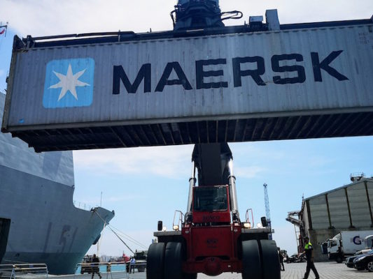 exportacion mercancias puerto