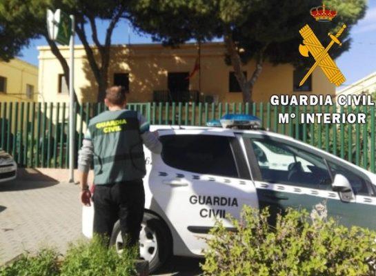 Cuartel Guardia Civil Roquetas